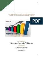 compilacion de  microeconomia