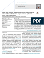 Single phase PV system operating under Partially Shaded Conditions.pdf
