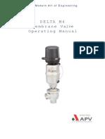 APV Membrane valve Delta M4 Operating manual.pdf