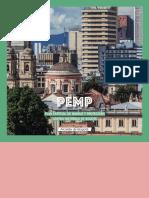 Centro historico de Bogota Plan de manejo
