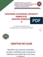 CLASE 3 AMBITOS UCE
