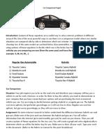 car comparison project-graph using geogebra-1