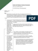 Case Digest Notes