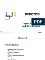 2 Robot Actuators and drive systems