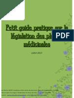Petit Guide Pratique sur la Législation des PM