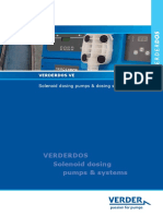 Verder pH Controller with pump
