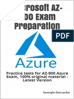 Microsoft AZ-900 Exam Preparation_¡