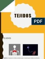 Tejidos II PARCIAL