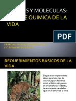 II PARCIAL- ATOMOS Y MOLECULAS