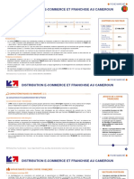 Distribution e-commerce et franchise au Cameroun