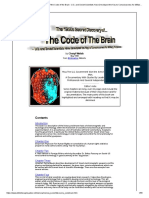 The 1950s Secret Discovery of the Code of the Brain - U.S. and Soviet Scientists Have Developed the Key to Consciousness for Military Purposes