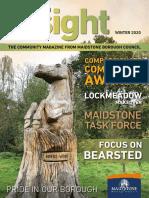 Borough Insight Magazine Winter 2020