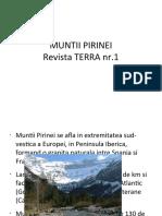 MUNTII PIRINEI