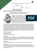 Ficha Escapulario de la Virgen del Carmen