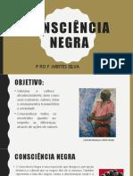 CONSCIÊNCIA NEGRA MIRTES  SILVA