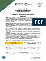 REGOLAMENTO RASSEGNA Christmas Inside - Virtual Holy Christmas.pdf