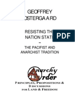 Ostergaard, Geoffrey - Resisting the nation state