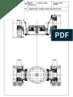 Tavola Rotante Tilting- Rotary Table Tilting