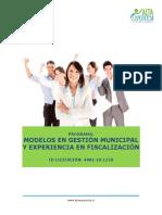 Programa Sociedad de Capacitación Altaexperticia Ltda.