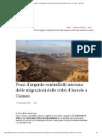 Pezzi d'argento contraffatti narrano delle migrazioni delle tribù d'Israele a Caanan – Mosaico.pdf