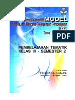 02. Jaringan Indikator Silabus Dan RPT Kelas 3 Semester 2 Tema Kerjasama