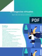 10. Negocios virtuales