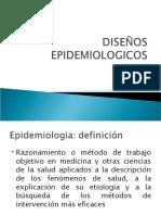 DISEÑOS+EPIDEMIOLOGICOS+clase2