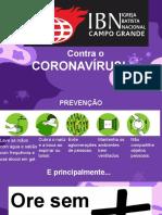 Coronavirus Disease by Slidesgo