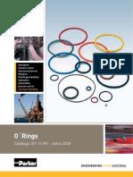 Catalogo de Oring