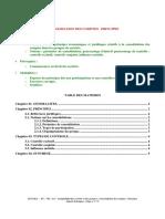 Consolidation Des Comptes - Principes