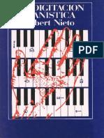 La Digitación Pianística - A. Nieto.pdf