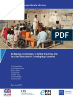 Pedagogy, Curriculum, Teaching Practices and Teacher Education in Developing Countries .pdf