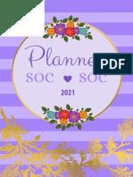 Planner Soc Soc 2021