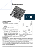 RB411 Quick Setup Guide