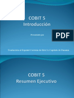 COBIT5IntroductionSpanish