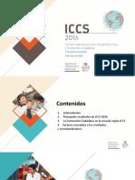 RESULTADOS ICCS 2016_PPT  CIUDADANÍA UDP_AGENCIA