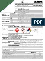 HDS-CRC-10165AAv02 Markerpaint Naranja (Aerosol)