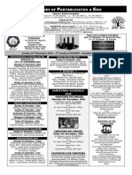 PORTARLINGTON PARISH NEWSLETTER
