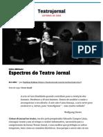 Espectros do Teatro Jornal _ Teatrojornal