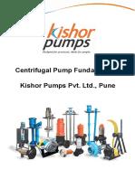 Centrifugal Pump Training Manual