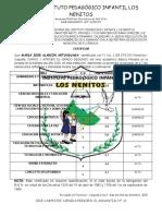 CERTIFICADOS FINALES - SEGUNDO C