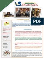 PCAS News Letter #14