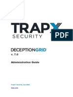 DeceptionGrid 7.0 Administration Guide