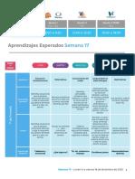 APRENDE en CASA Educacion Primaria Semana17