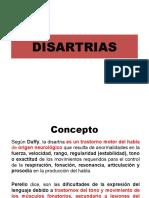 DISARTRIAS