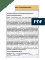 Boletín Diversidad Cultural CREI nº 111_10_02_2011