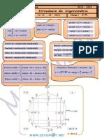 Cours - Math formulaire de trigonométrie - 3ème Math (2013-2014) Mr Maatallah (1).pdf