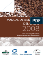 Beneficio del cacao 2008