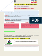 SEMANA 34  FICHA DE APRENDIZAJE   TEMA ELABORAMOS UN CUADERNO DE CAMPO.pdf