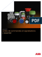 1SFC151006C0301 Unites Commandes Signalisations Lessentiel
